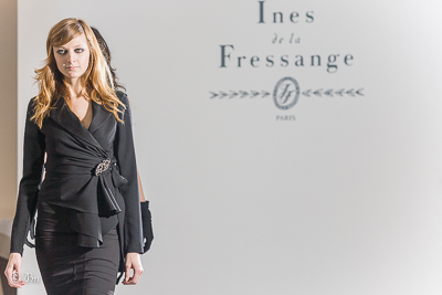 Inès de la Fressange - Collection Prêt-à-Porter - Automne-Hiver 2008/2009