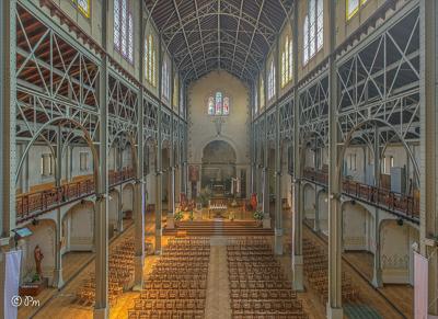 Église Notre-Dame du Travail