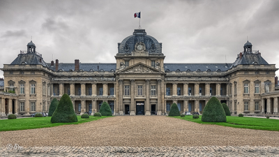 """École militaire """"Château"""""""