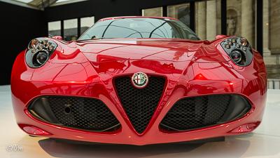 Alfa-Romeo 4C
