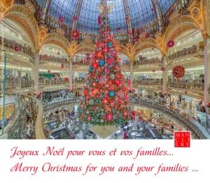 Carte Noël 2019